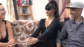Casting sexe en France avec grosse baiseuse